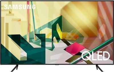 Samsung 82 QLED Q70T Series 4K UHD Smart TV w/ Alexa Built-in + $600 Gift Card