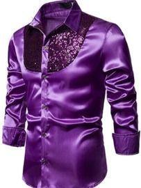 Mens Fashion Button Down Shirts