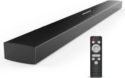 Bluetooth Soundbar with HDMI