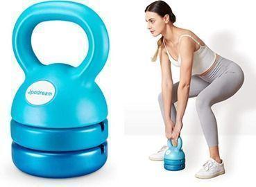 Adjustable Kettlebell Weights