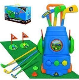 Kids Golf Toy Set