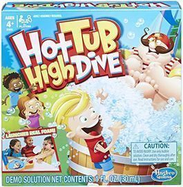 Hasbro Hot Tub High Dive Game