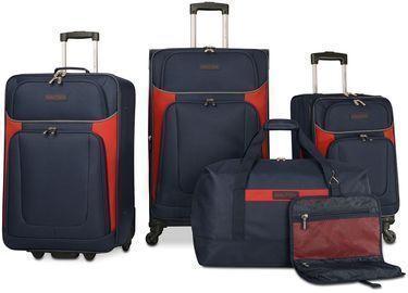 Nautica Oceanview 5pc Luggage Set