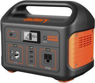 Jackery 518Wh Portable Power Station Explorer 500 Lithium Battery Pack