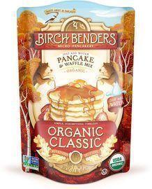 Organic Pancake and Waffle Mix 16oz