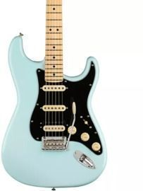 Fender Player Stratocaster HSS Maple Fingerboard LE Electric Guitar