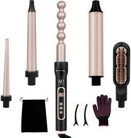 5 in 1 Curling Iron