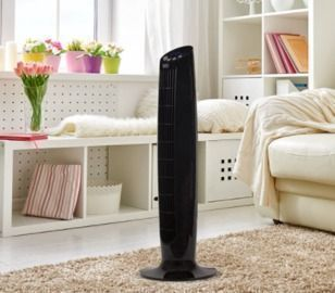 Black & Decker 36 inches Digital Tower Fan with Remote