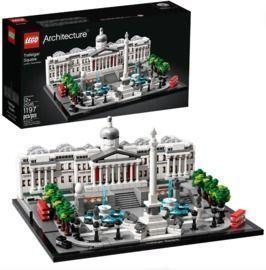 Lego Architecture Trafalgar Square Set