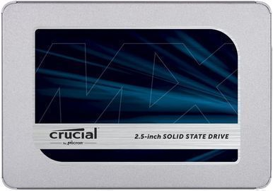2TB Crucial MX500 3D NAND SATA 2.5 Internal Solid State Drive