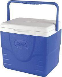 Coleman 9qt Excursion Portable Cooler, Blue