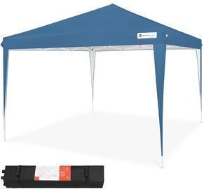 10' X 10' Outdoor Portable Pop Up Canopy Tent W/ Carrying Case