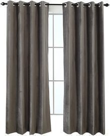 Velvet Thermal Insulated Blackout Curtains