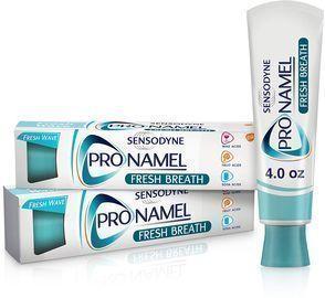 2PK OF Pronamel Sensodyne Fresh Breath Enamel Toothpaste
