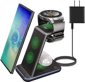 Android Wireless Charging Stand