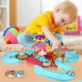 Hamster Track Toy Set