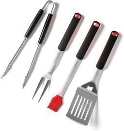 4PCS Grill Tools Set