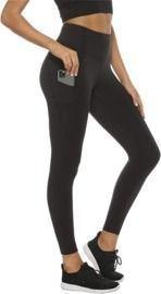 High Waist Yoga Pants with 7 Pockets