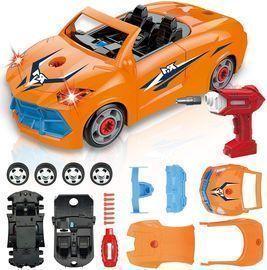 Take Apart Racing Remote Control Car