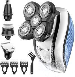 5-in-1 Electric Shavers for Bald Head