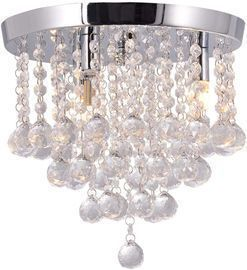 Modern Chandeliers Crystal Ball Light Fixture