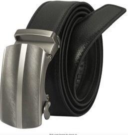 Designer Leather Ratchet Belt