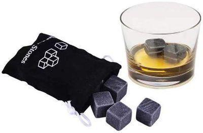 Granite Whiskey Stones Chilling Rocks