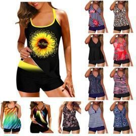 Women's Two Piece Swimsuits