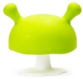 Mimi The Mushroom Super Soft Silicone Baby Soothing Teether Toy