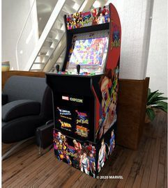 Arcade 1up X-Men VS Street Fighter Video Game Cabinet