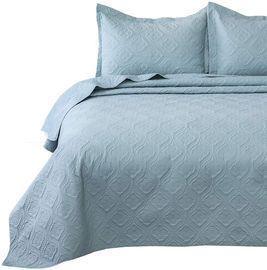 Bedsure Quilt Set Light Blue