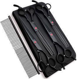 4CR Stainless Steel Dog Grooming Scissors Set
