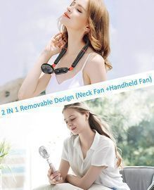 Detachable Portable Neck Fan