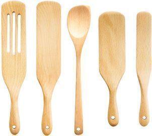5pcs wooden Cooking Utensils