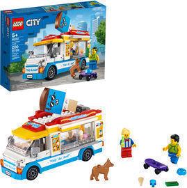 LEGO City Ice-Cream Truck 60253 Building Set