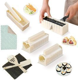 12pc Sushi Mold Making Kit