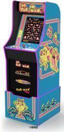 Arcade1Up Ms Pacman Arcade Machine w/ Riser