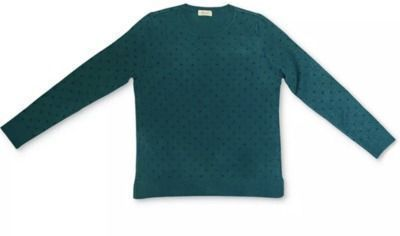 Style & Co Dot-Print Pullover Sweater (L OR XL Only)
