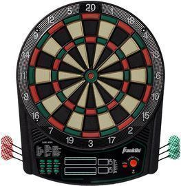 Franklin Sports Tournament Electronic Dartboard