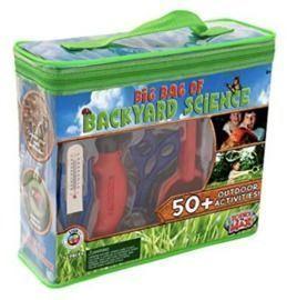 Big Bag of Backyard Science STEM Science Kits