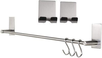 Stainless Steel Towel Bar Racks