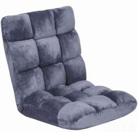 Adjustable Memory Foam Gaming Floor Chair