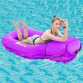 Segoal Inflatable Floating Lounger Chair