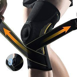 Flexible Neoprene Knee Compression Sleeve Brace