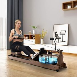 Jwcfitness Rowing Machine w/ Bluetooth Monitor