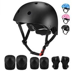 Kids Helmet with Sport Protective Gear