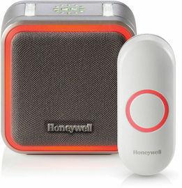 Honeywell Series 5 Portable Wireless Doorbell w/ Halo Light & Push Button