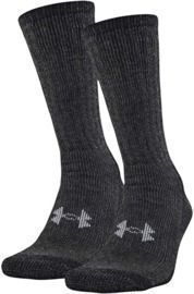 2 Pairs of Under Armour Adult Hitch ColdGear Boot Socks