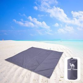 Camel Crown Beach Mat Waterproof Sand-Free