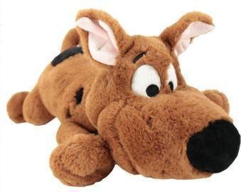 Warner Brothers Jumbo Scooby Doo Plush